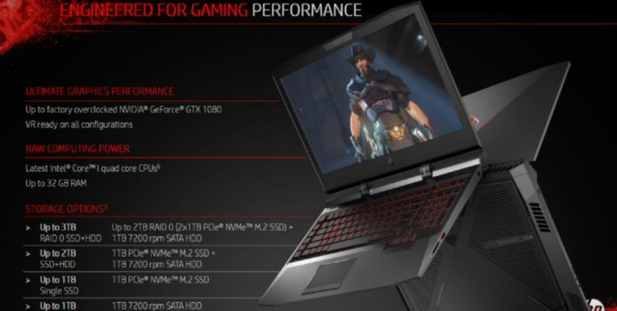 HP OMEN X Laptop – Gaming-Flaggschiff auf der GamesCom 2017 vorgestellt