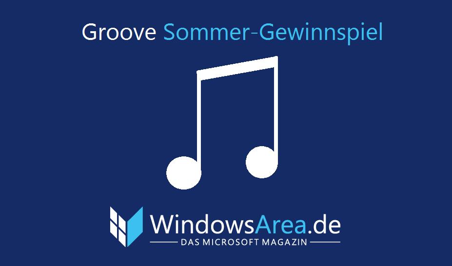 Groove-Sommer-Gewinnspiel