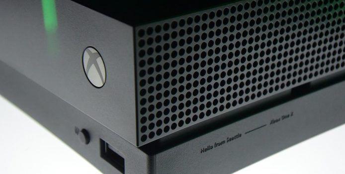 Xbox One X: Vorbestellung ist ab sofort möglich