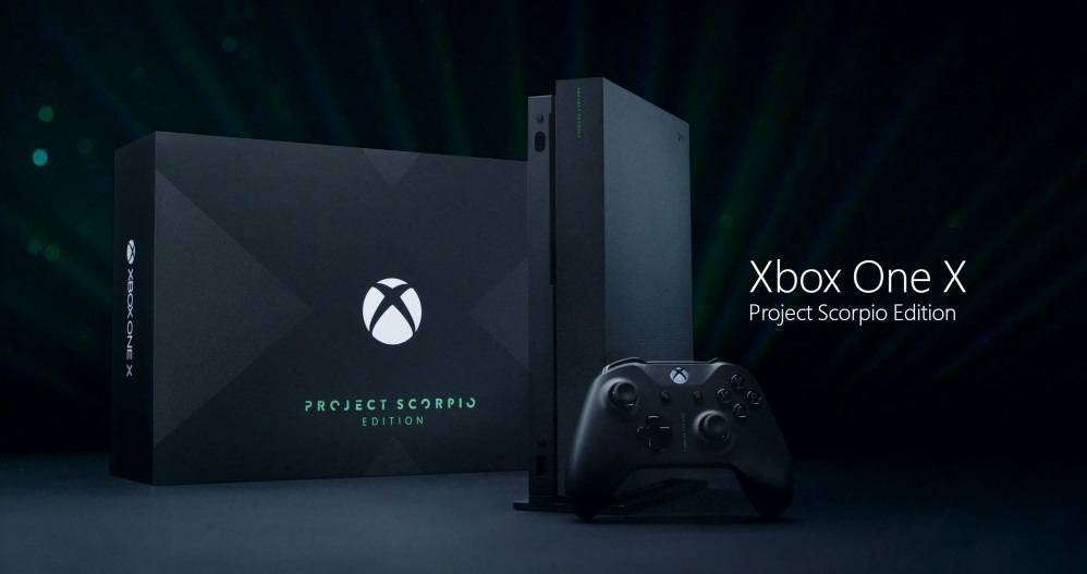 Xbox One X Vorbestellen