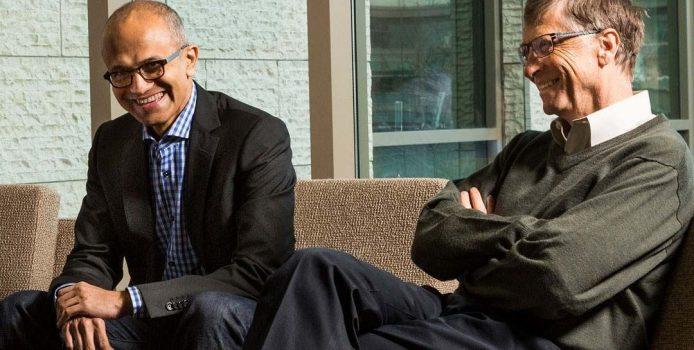 Bill Gates nennt Windows Phone-Versagen seinen größten Fehler