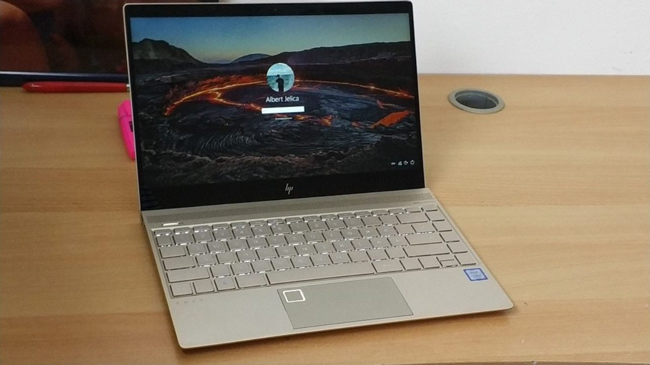 HP Envy 13 Test - Der MacBook-Killer unter den Windows-Laptops