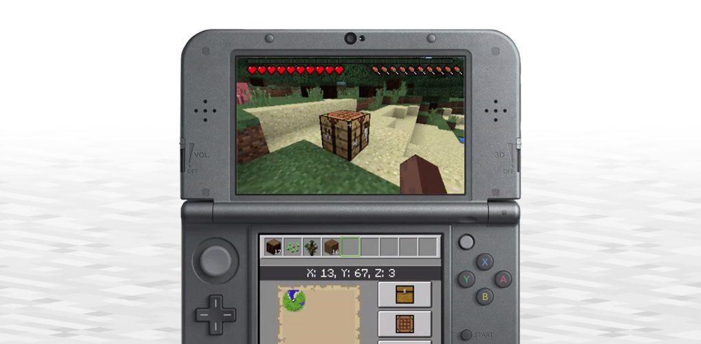 Minecraft Erscheint Offiziell Für Nintendo DS - Minecraft spiele suchen