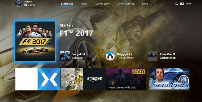 Xbox One Herbst Update: Alle Neuerungen im Überblick