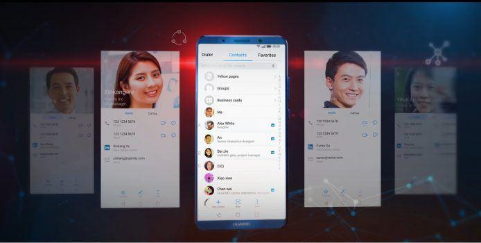 Microsoft integriert LinkedIn & Translator in das Huawei Mate 10