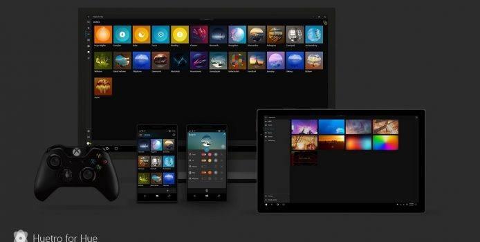 Philips Hue-Steuerung unter Windows 10: Huetro erhält ein großes Update