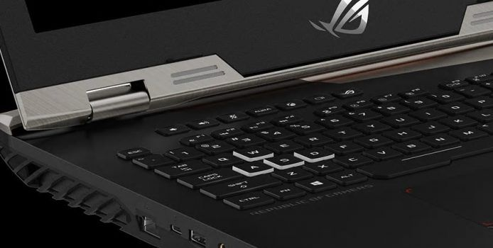 ASUS ROG Chimera: Erster Gaming-Laptop mit Xbox-Features