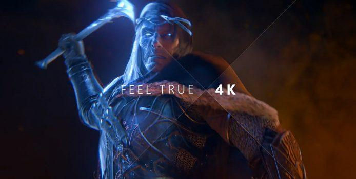 Feel True Power: Microsoft zeigt erste Xbox One X TV-Werbung