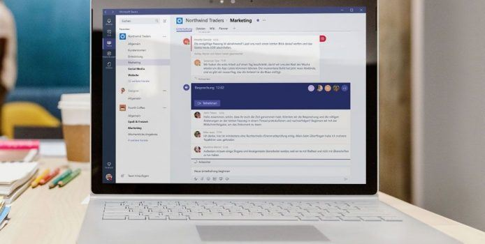 Microsoft Teams bekommt neue Anruf-Features