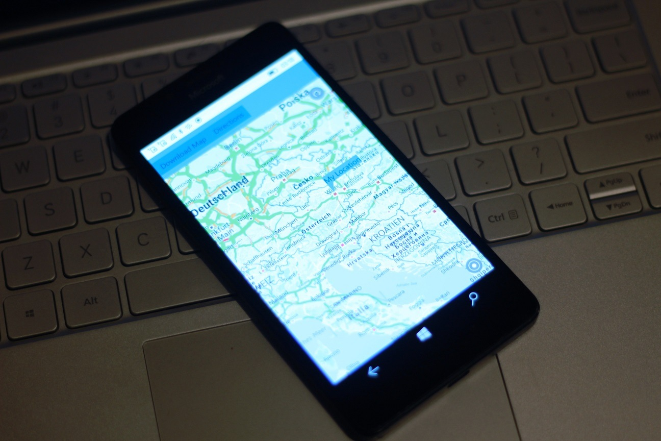 Download Mobile Google Maps on