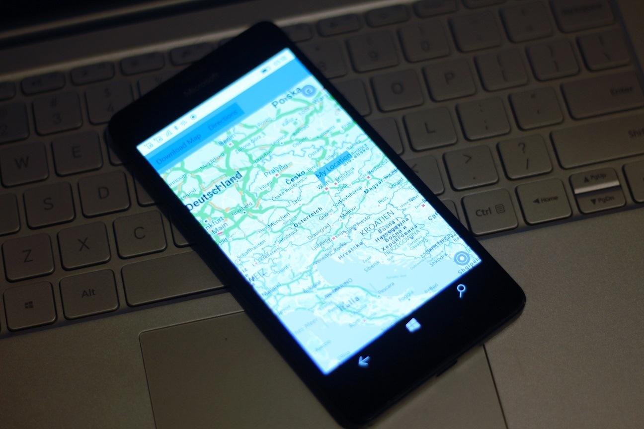 Google Maps Uwp Inoffizielle Native Windows 10 App In Entwicklung