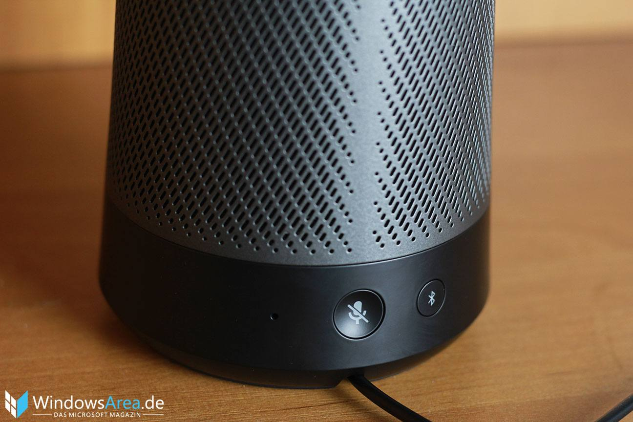 harman kardon invoke im test alexa eifers chtig. Black Bedroom Furniture Sets. Home Design Ideas