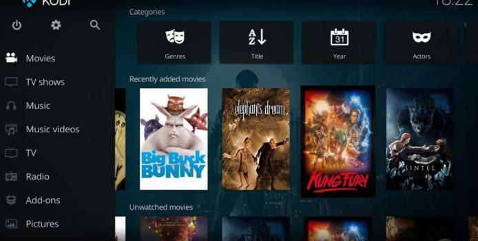 Kodi für Xbox One kehrt als Alpha in den Store zurück