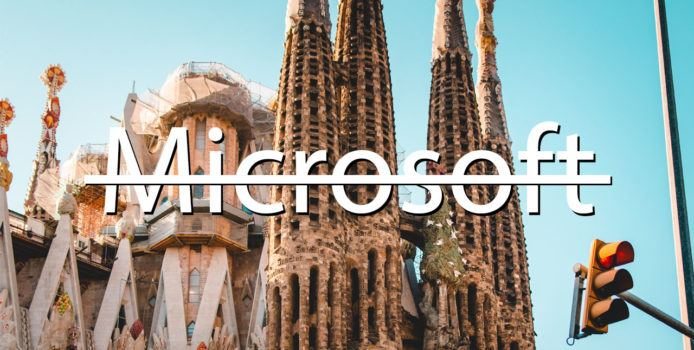 Barcelona will statt Microsoft- künftig Open Source-Software einsetzen