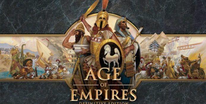 Age of Empires: Definitive Edition nun erhältlich – Wir streamen ab 19 Uhr live