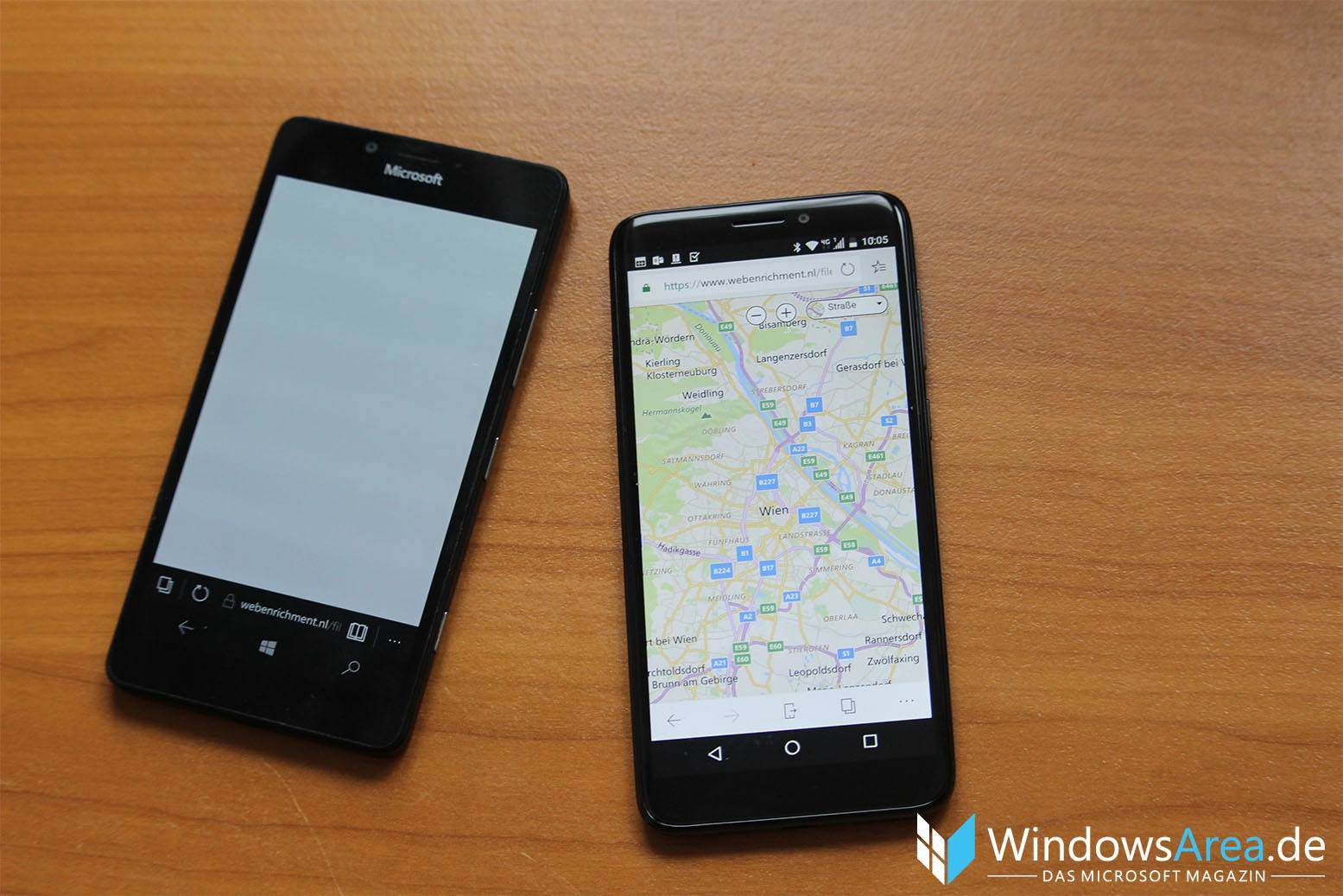 bing maps mobile