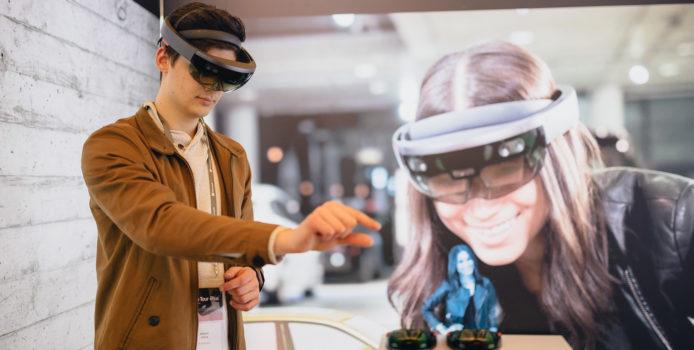 Microsoft lädt zum MWC: Mögliche HoloLens 2 Vorstellung