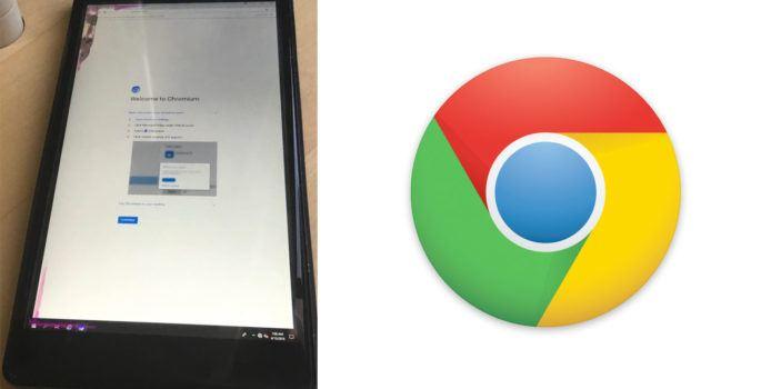 Hacker bringt Google Chrome auf Windows Phone mit Windows 10 ARM