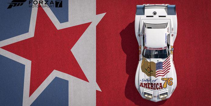 Forza Motorsport 7 April Update & K1 Speed Car Pack veröffentlicht