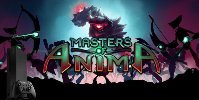 Masters of Anima Review auf der Xbox One X