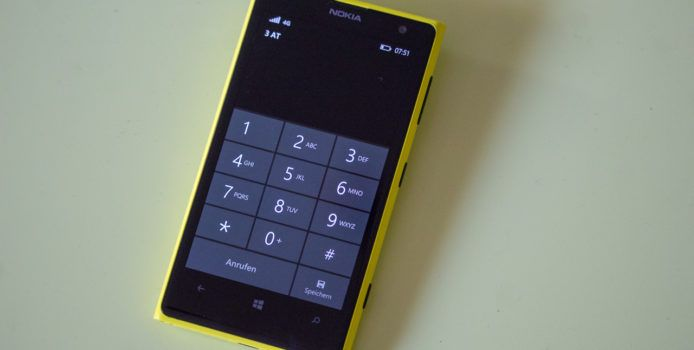 Surface Phone Hoffnung: Redstone 5 enthält Telefon-APIs