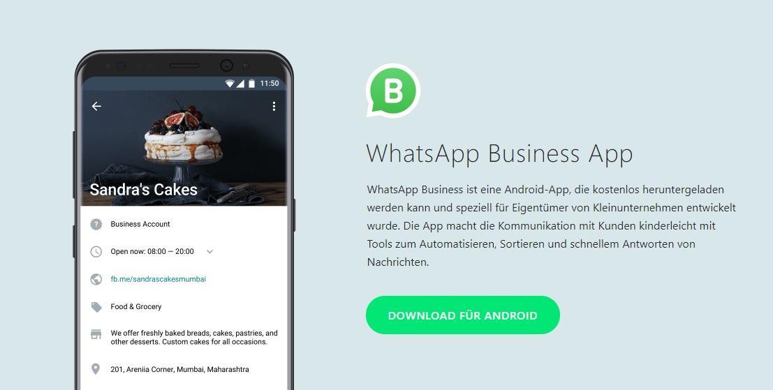 whatsapp für windows phone