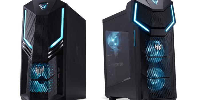 Acer Predator Orion 3000 und 5000: Acer erweitert Lineup an High-End Gaming-PCs