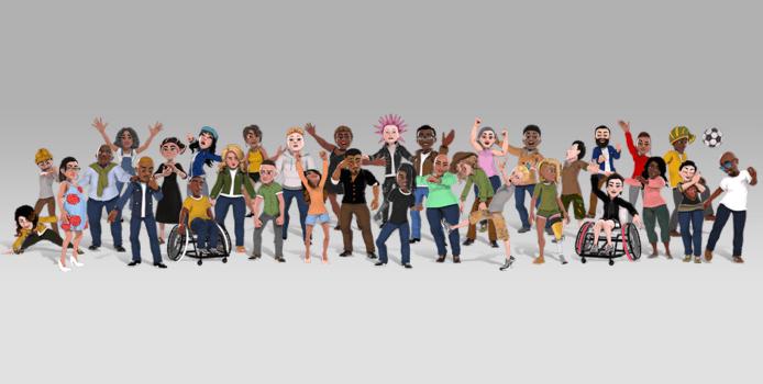 Xbox One Alpha & Skip Ahead-Ring Update: Xbox Avatar-Editor Beta