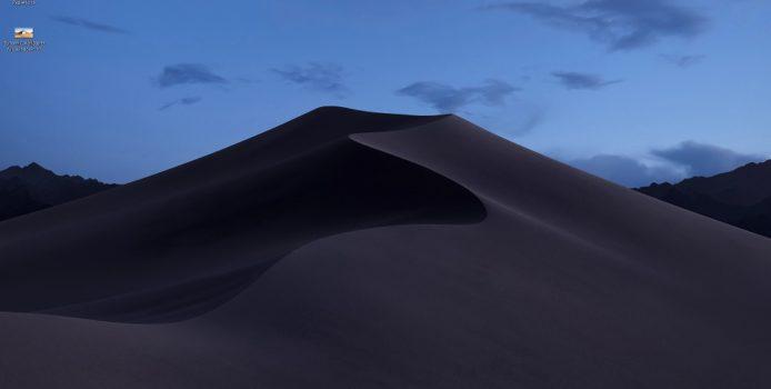 Programm bringt macOS Mojave Dynamic Desktop für Windows 10