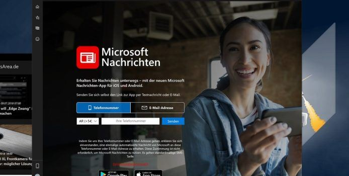 Microsoft News: App verdirbt durch neues Update