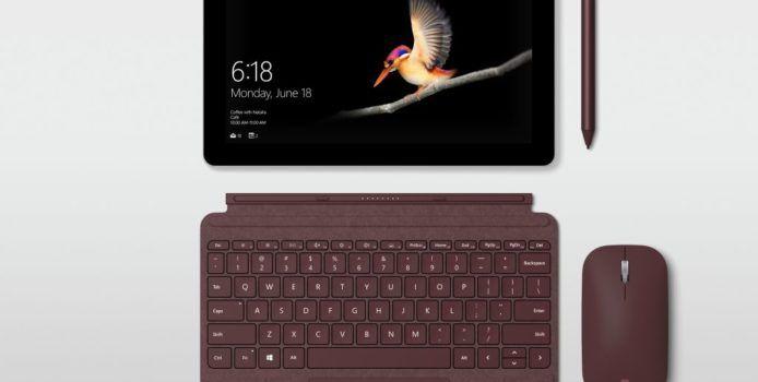 Microsoft stellt neuen, günstigeren Surface Pen für das Surface Go vor