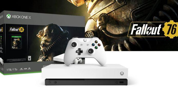 Xbox One X Robot White Special Edition jetzt vorbestellen