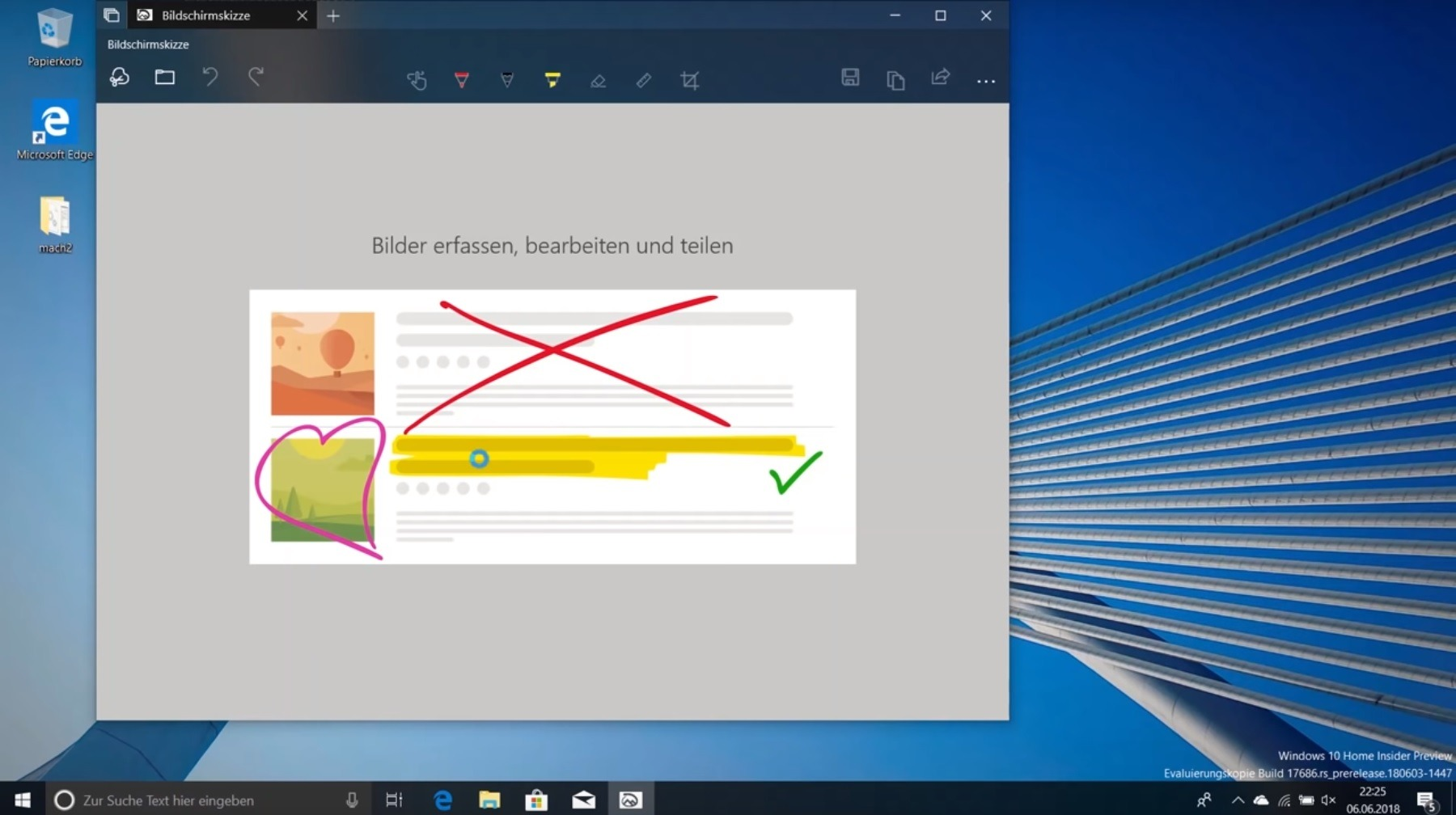 snipping tool on windows 10 home