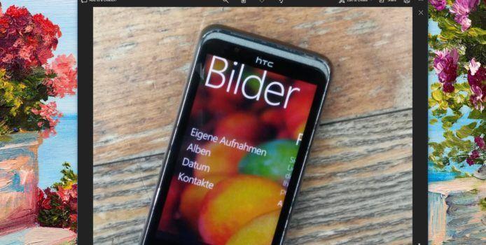 Update für Fotos-App bringt ein Feature aus Windows Phone-Zeiten zurück