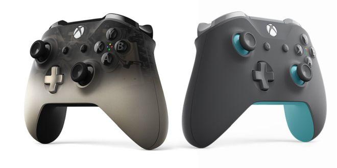 Microsoft stellt zwei neue Xbox One Controller vor