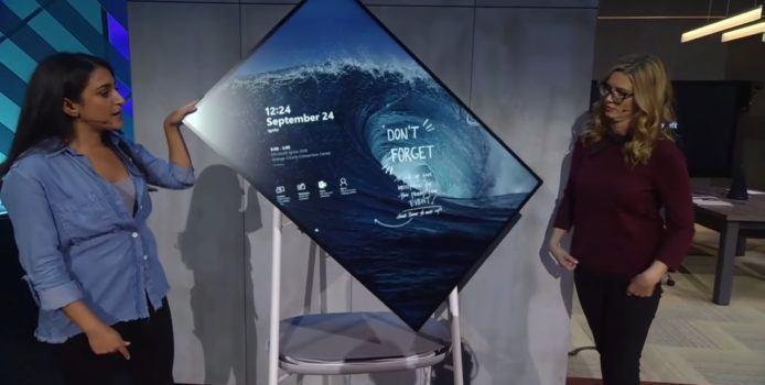 Offiziell: Surface Hub 2S kommt im Sommer nach Deutschland