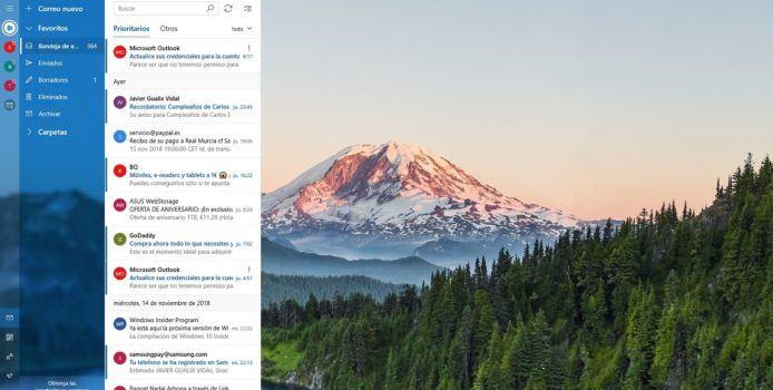Insider: Windows 10 Mail und Kalender-App bekommt Design-Änderungen