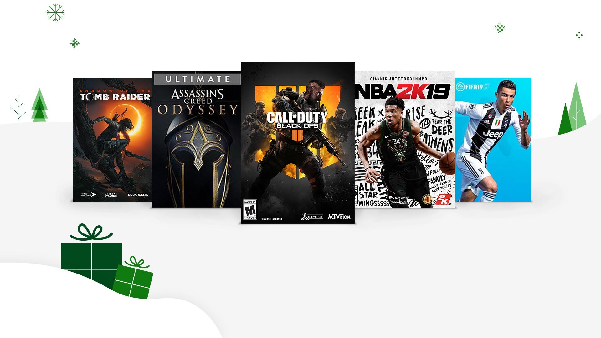 Update: Black Friday Xbox Sale: Xbox One X-Bundles & Design Lab ...