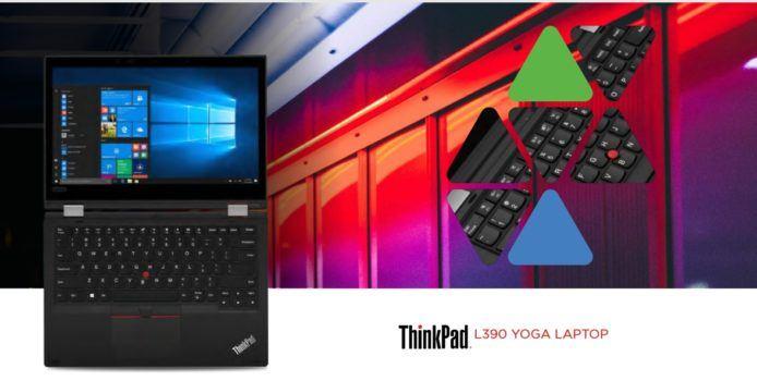 Lenovo ThinkPad L390 und L390 Yoga bekommen Upgrades