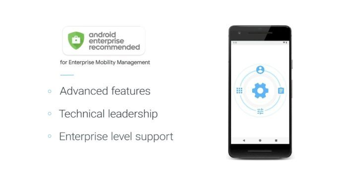Android Enterprise Recommended: Google empfiehlt Microsoft Intune