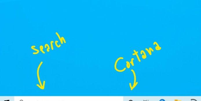 Warum trennt Microsoft die Windows 10 Suche von Cortana?