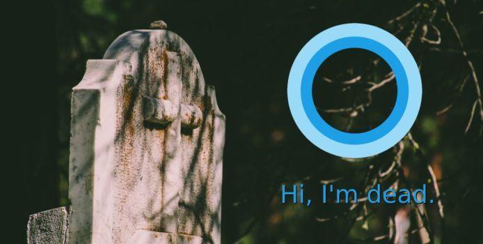 Cortana ist tot: Was bedeutet die Kapitulation vor Amazon und Google?