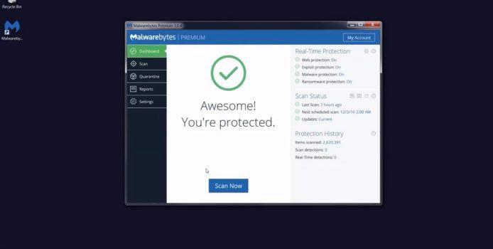 Malwarebytes Premium bleibt hängen: Neues Update behebt Probleme unter Windows 7
