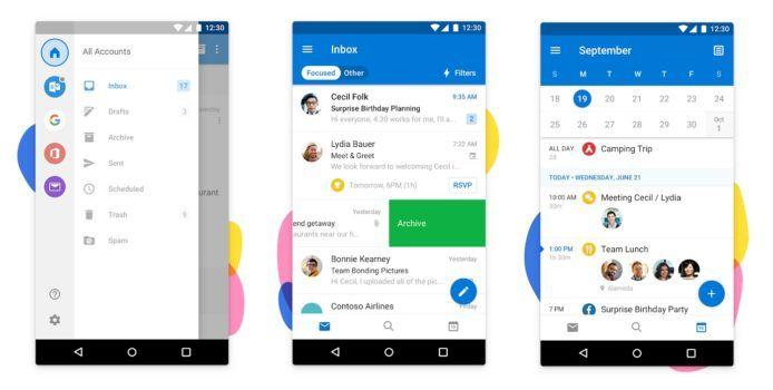 Microsoft Outlook-App für Android bekommt ein wichtiges, kleines Feature