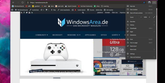 Microsoft Chromium Edge ist jetzt für 32-bit Windows verfügbar