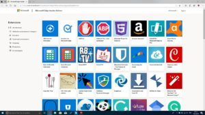 Microsoft Edge: Seite für Chrome-Erweiterungen ist online