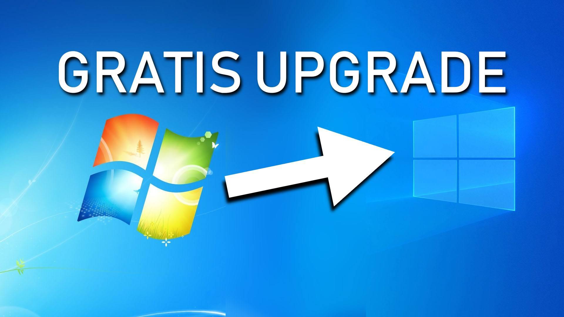Von Windows7 Auf Windows10 Upgraden