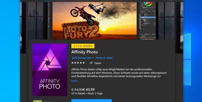 Windows 10 bekommt einen neuen App Store