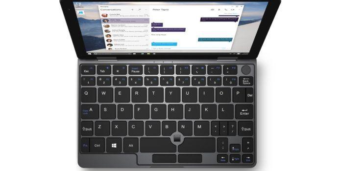 Chuwi MiniBook: 8-Zoll Laptop übertrifft Crowdfunding-Ziel deutlich