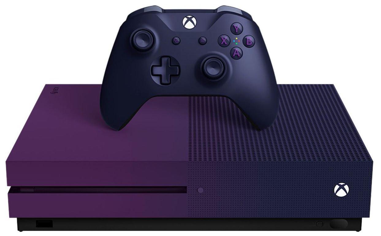 Xbox One S Fortnite Edition